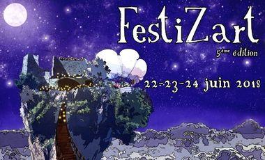 Visuel du projet FestiZart
