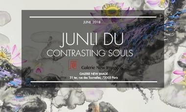 Visuel du projet Junli Du - Contrasting Souls 杜君利先生巴黎個展