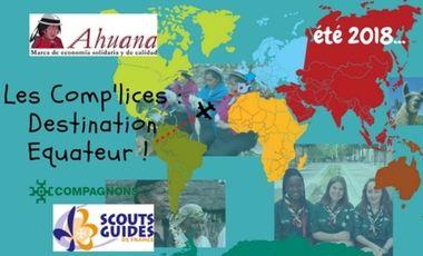 Visuel du projet Les Comp'lices: Destination Equateur