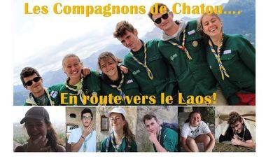 Visueel van project Les compas de Chatou au Laos