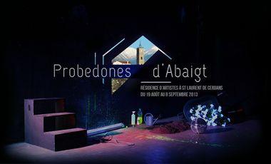 Project visual Résidence d'artistes en Catalogne