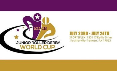 Project visual Junior Roller Derby World Cup