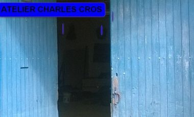 Project visual Atelier Charles Cros