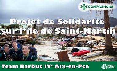 Project visual Chantier de Solidarité St Martin