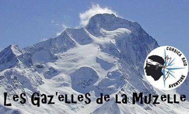 Visueel van project Les Gaz'elles de la Muzelle - Corsica Raid Aventure 2018
