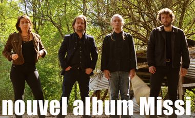 Visueel van project Cotton Belly's Nouvel Album Missi