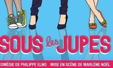 Project visual Sous les jupes