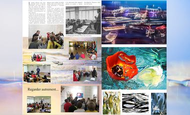 Visueel van project L' art, l'innovation, le partage avec nos enfants!