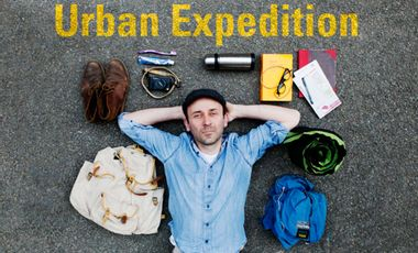 Project visual Urban Expedition