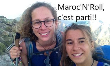 Project visual Maroc'n'roll