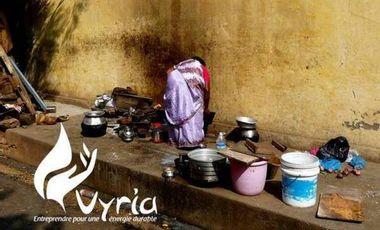 Project visual VYRIA, des entreprises sociales pour une énergie durable
