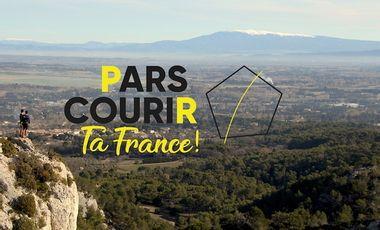 Visueel van project Pars Courir Ta France!