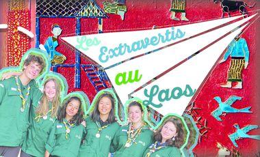 Visuel du projet Projet solidaire scout: Les Extravertis au Laos!