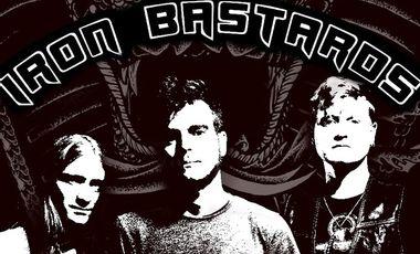 Project visual Iron Bastards (Fast Rock'n'roll): 3ème album