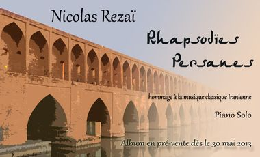 Project visual Rhapsodies Persanes