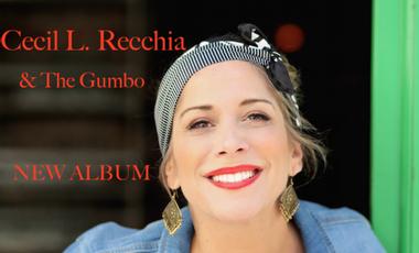 Visueel van project Cecil L. Recchia - The Gumbo - Nouvel Album