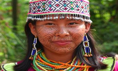 Visueel van project Studying/helping the Shipibo-Conibo