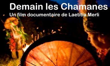 Project visual Demain les chamanes - Film documentaire sur le chamanisme en France de Laetitia Merli