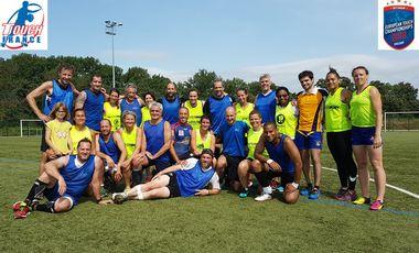 Visueel van project Équipe de France de Touch Rugby - Hommes +45 ans