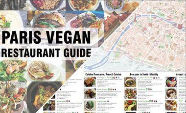 Visueel van project Paris Vegan Restaurant Guide