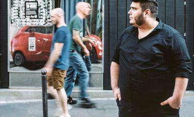 Project visual Yoann Launay / Les amis