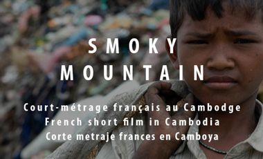 Project visual SMOKY MOUNTAIN // COURT METRAGE CAMBODGE
