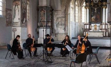 Project visual Support Hathor Consort's new CD recording 'The Art of Fantasy'
