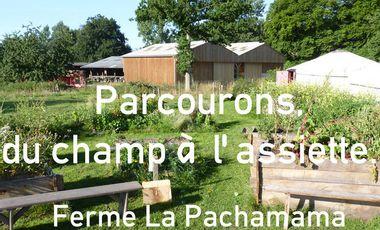 Visueel van project Projet PARCOURONS, Du champ à l'assiette...