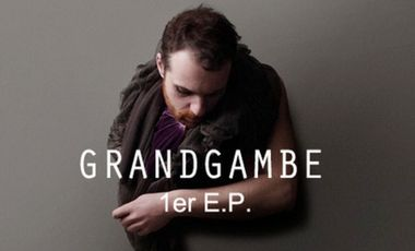 Project visual Grandgambe enregistre son EP en solo, mais bien  entouré !