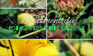 Visueel van project Lancement du Potager de P'tits Calibres