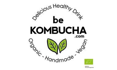 Visueel van project BeKombucha Delicious Healthy Drink