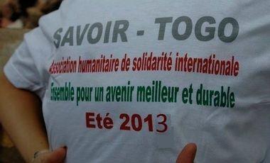 Visueel van project Objectif STOP SIDA au TOGO