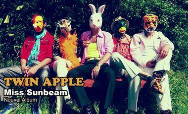 Project visual Twin Apple - Miss Sunbeam - Nouvel Album