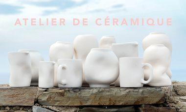 Project visual Création d'un atelier de céramique