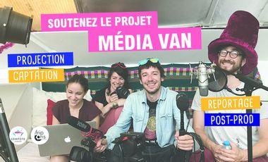 Visueel van project Media Van / Compote Production