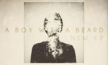 Visueel van project A Boy With A Beard - NOUVEL EP