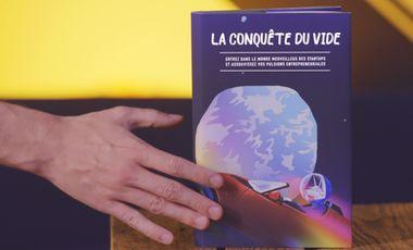 Visuel du projet La conquête du vide
