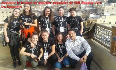 Visueel van project Les Kipouni's à Sidi Boujida