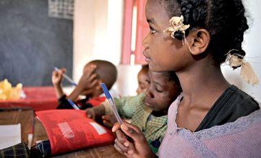 Visuel du projet Feu Claire de Castelbajac : Madagascar 2018