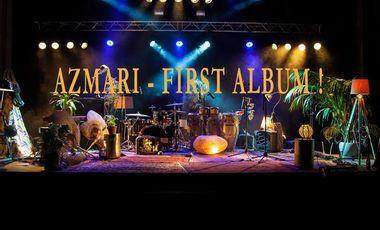 Visuel du projet AZMARI - Premier Album