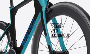 Project visual Aidez-nous à financer la création du premier vélo écologique Made in France