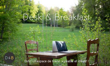 Project visual Desk & Breakfast