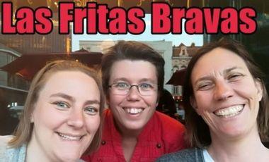 Visueel van project Barcelona Express 2018 - Team 'Las Fritas Bravas'