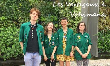 Visueel van project Les Vertigaux à Vohimana