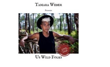 Visueel van project Tamara Weber / Us Wild Folks