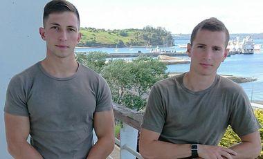 Visueel van project Défi canoë au profit des familles de marins blessés ou disparus