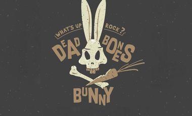 Visueel van project Dead Bones Bunny : 1er album Rockabilly/Metal