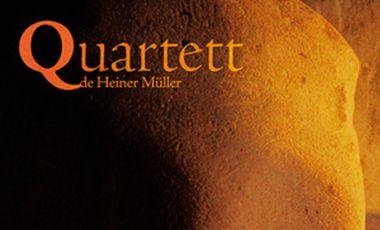 Visuel du projet Quartett de Heiner Müller