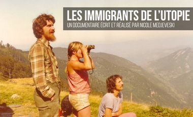Project visual Les Immigrants de l'Utopie