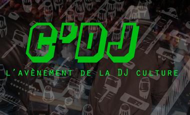 "Visuel du projet ""C' DJ..."""